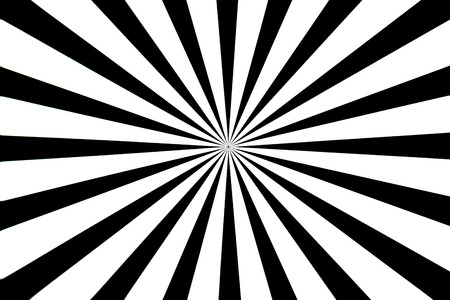 trickery: Black and white camera and optical lens test pattern