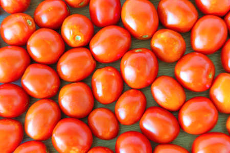Red tomato food background, red tomato texture 版權商用圖片 - 155743026
