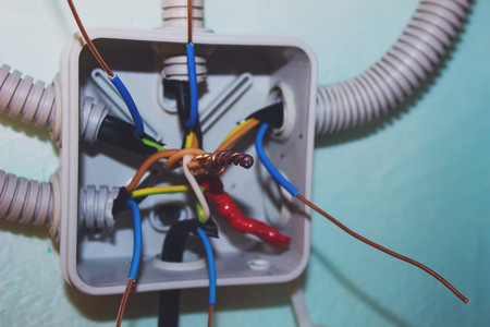 7 wire junction box diagram data wiring diagram  phone box diagram 7 wires #13