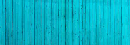 Blauwe oude houten achtergrond, geschilderde houten textuur