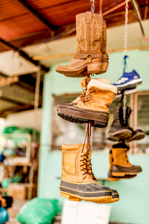 secondhand: secondhand boots for sale