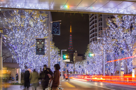 scapes: Tokyo Tower Japan
