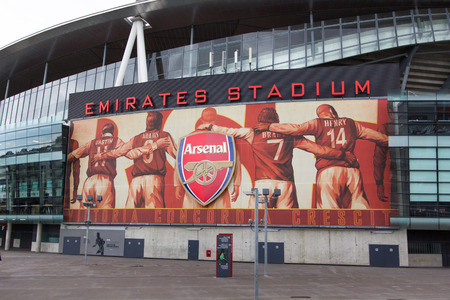 arsenal: Arsenal Football Club London, UK : Arsenal Football Club Jul 6, 2011. Visit to Arsenal Football Club