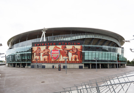 arsenal: Arsenal Football Club London, UK : Arsenal Football Club Jul 6, 2011. Visit to Arsenal Football Club