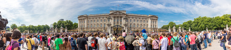 buckingham palace: Guard Change Tiames at Buckingham Palace, Loandon. Time 11:15 Guards,with bands start arring. Time11:30 Official start time. Time 12:00 Guard change ceremony ends