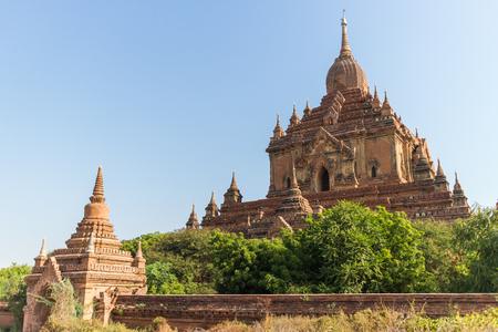 Sulamani Temple at Bagan Myanmar