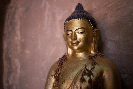 image of Buddha in Myanmar style