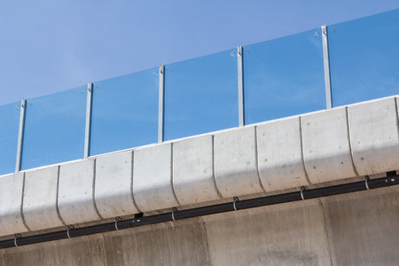 reinforced: Acrylic reinforced reflective type on high way