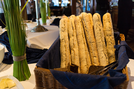 Baguette or French bread