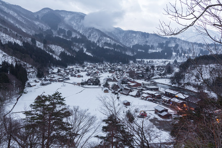 Historic Villages of Shirakawa-go
