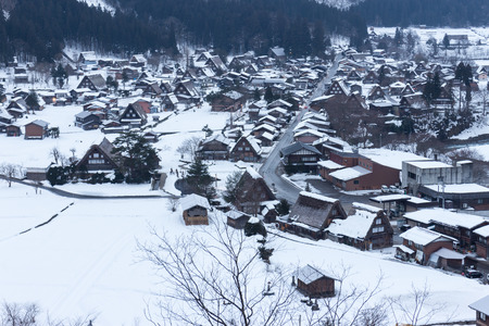 shirakawago: Historic Villages of Shirakawa-go