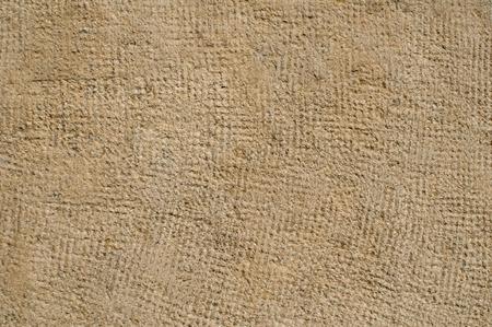 Sandstone slab surface closeup as stone background
