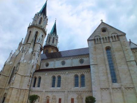 Temple in Kostelneuburg