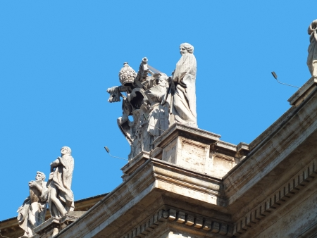 Picture from Saint Peter s Basilica, Rome, Vatican photo