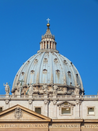 Picture from Saint Peter s Basilica, Rome, Vatican