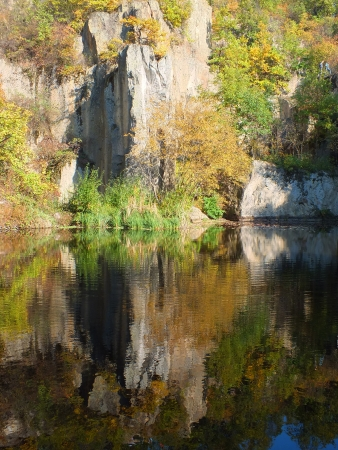 Tarn in Hungary Stock Photo - 16003405