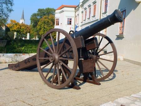 Ancient gun Stock Photo - 16205417