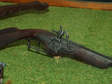 Old pistol Stock Photo - 16198137