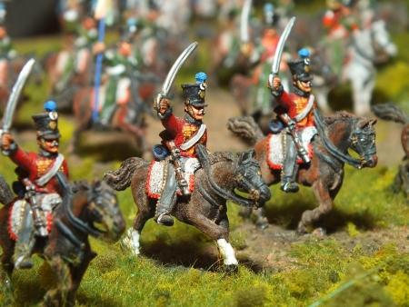 Tin soldiers Stock Photo - 16198060