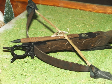 Old crossbow Stock Photo - 16198143
