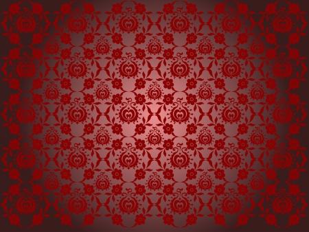 Hongaarse naadloze patroon - vector illustratie