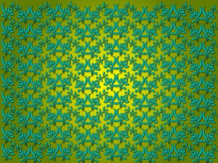 Hongaarse naadloos patroon - vector illustratie Stock Illustratie