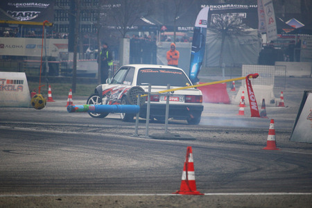 2018.03.24 ATMS Tuningshow and drift car presentation, Hungary, Budapest. Editorial