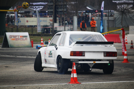 2018.03.24 ATMS Tuningshow and drift car presentation, Hungary, Budapest. 에디토리얼