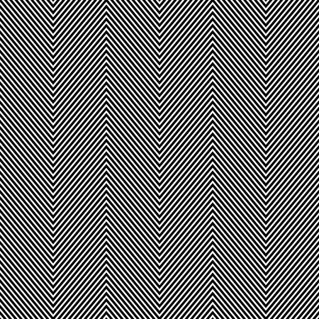 endless: Simple zig zag lines pattern, endless