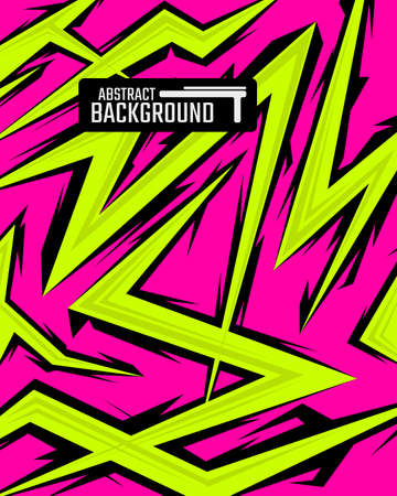 Abstract backgrounds for sports and games. Abstract racing backgrounds for t-shirts, race car livery, car vinyl stickers, etc.