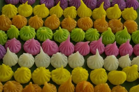 Dessert color Stock Photo