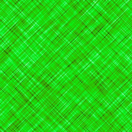 greenish: Abstract greenish background of diagonally crossing random lines. Stock Photo