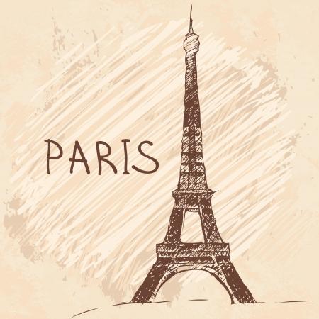 eifel: World famous landmark series: Eiffel Tower, Paris, France