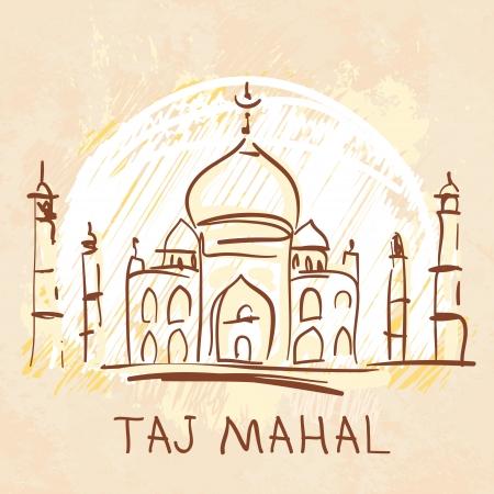 agra: World famous landmark series: Taj Mahal, Agra, India