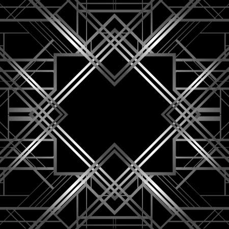 intersecting: Vintage background. Retro style frame
