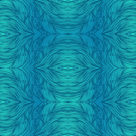 Abstract pattern, waves background. Seamless pattern can be used for wallpaper, pattern fills, web page background, surface textures.  Vector