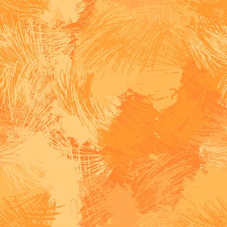 Nahtlose Grunge-Textur, Vektor-Hintergrund.
