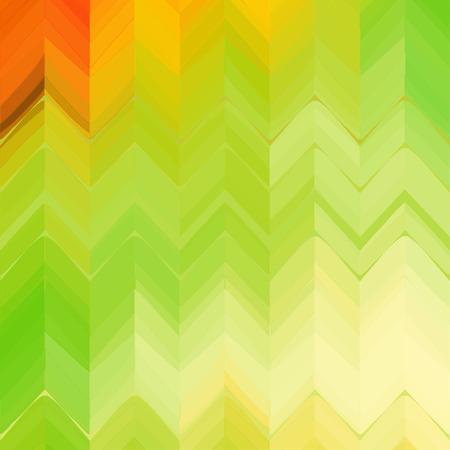 retro wallpaper: Ethnic zigzag pattern in retro colors, aztec style seamless background