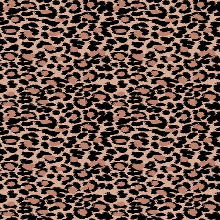 Le motif sans couture de la peau de léopard ou de guépard à la mode, fond de fourrure d'animaux, fond de vecteur en couleurs de néon. Conception de tissu, papier d'emballage, textile. Banque d'images - 79262726
