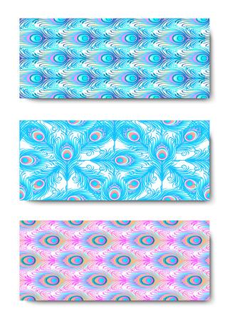 Yoga card design on Colorful template for spiritual retreat or yoga studio. Illustration