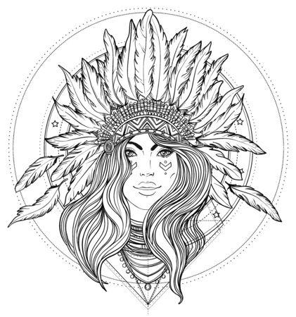 Tribal Fusion Boho Diva.