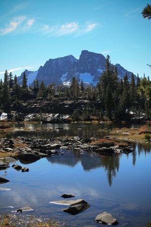 Sierra Nevada Lake photo