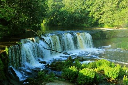 joa: Waterfall