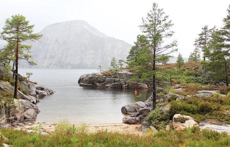 neroyfjord: Lake in Norway