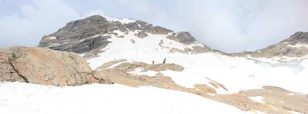 zugspitze mountain: Mountain Zugspitze