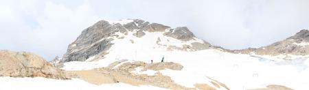 landscape mode: Mountain Zugspitze