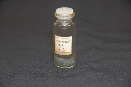 potassium permanganate, the USSR, potassium permanganate in a jar