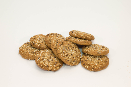 Oatmeal cookies - confectionery for tea