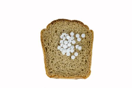 bread pills the concept of junk food emulsifiers