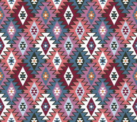 eastern geometric pattern vector